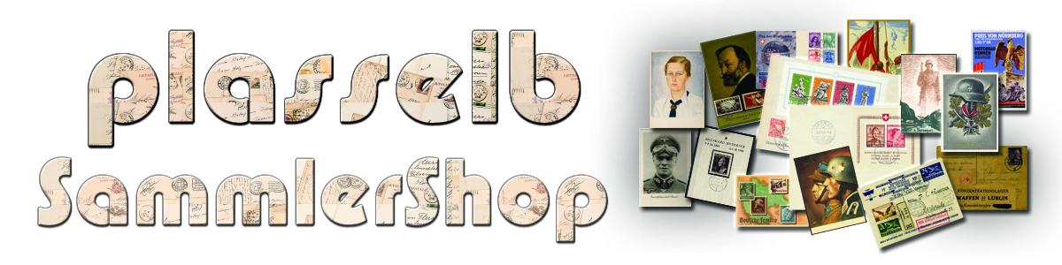 plasselb SammlerShop-Logo